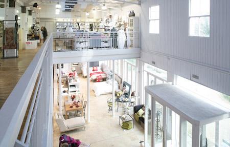 Wollen Mills Interior