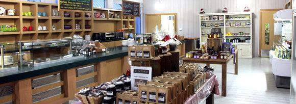 Woolen Mills Cafe