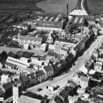Aerial View of Foxford