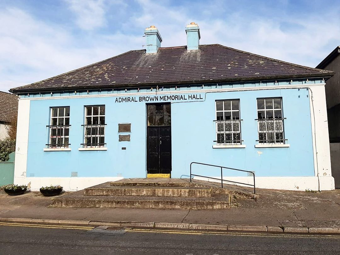 11. The Admiral Brown Memorial Hall