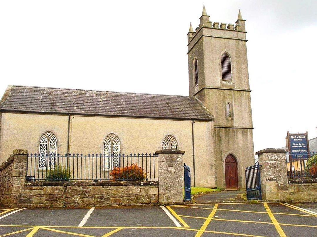 The Church of Ireland